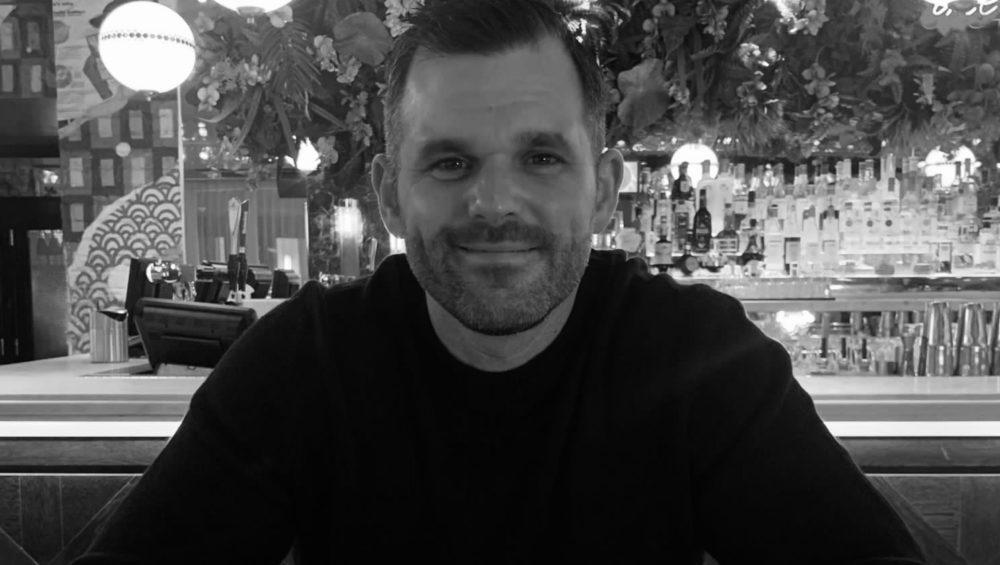 Managing Director, Andy Dickinson